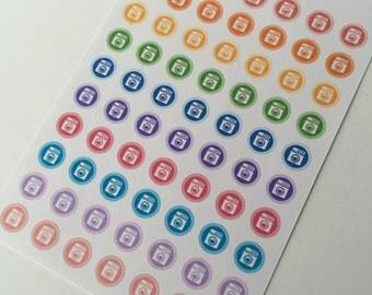 Tiny Icons Washing Machines Mini Sheet