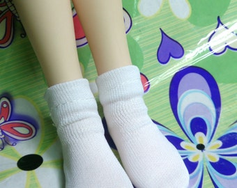 White socks for 1/8 1/6 1/4 1/3 BJD dolls