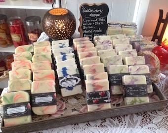Handmade Victorian Soaps