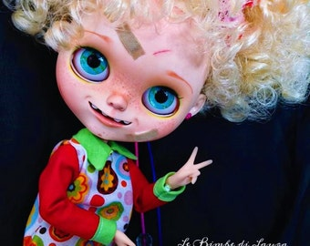 Service custom doll blythe ooak