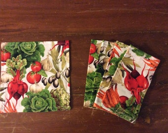 Lunch box napkins