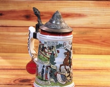 ON SALE Musical Beer Stein Royal London.  Box 116