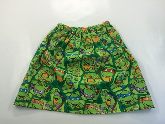 Girly Turtle Power Skirt