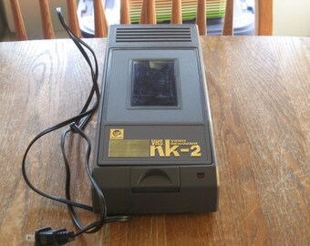 Kinyo VHS Video Rewinder NK-2, Tested And Works