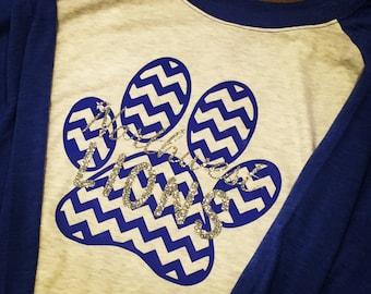 Lions Baseball Style Shirt