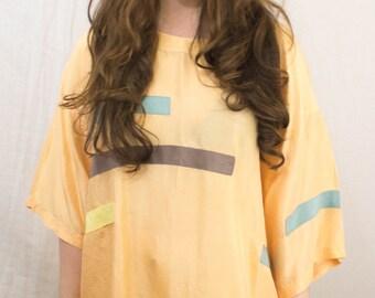 Silk Shirt 1980s