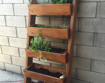 Verticle Tiered Ladder Garden Planter Local Pickup Only in California