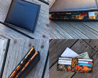 The Gentlemans Wallet -made to order