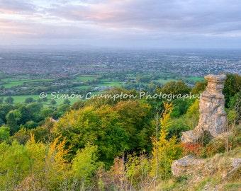The Devil's Chimney - Cheltenham - Cotswolds - Gloucestershire - United Kingdom - Landscape - Fine Art Print