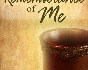 Do this in Rememberance of Me / Yard Banner (G1215-1b)