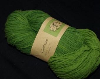 pure green prairie wool