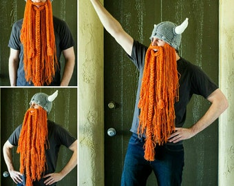 Custom Viking Hat - Jon
