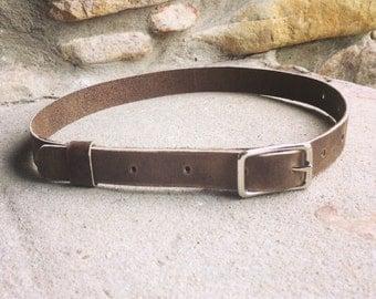 Leather Toddler Belt, toddler belt, leather belt, small belt, christmas baby gift, baby present, kid belt, kids belt, baby belt
