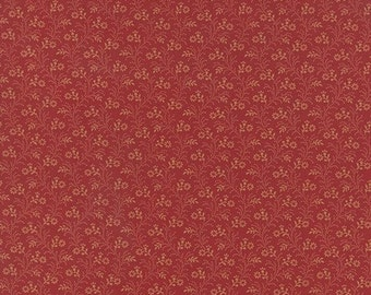Moda French General Petite Prints Rouge 13690 12