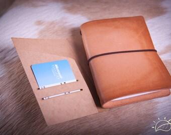 Folder for Midori Traveler's Notebook - Journal Refills - FauxDori Refills -  Notebook