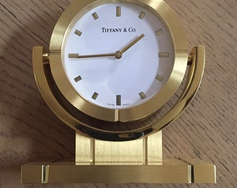 Vintage Tiffany Clock