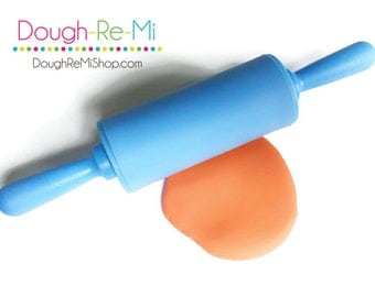 Kids Rolling Pins - Blue - Rolling Pins - Silicone
