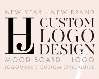 Custom LOGO DESIGN Package - Branding Logo