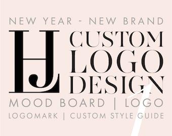 Custom LOGO DESIGN Package - Branding Logo