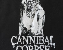 Cannibal Corpse butcher patch, death metal patches