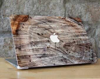 Macbook Wood Skin, Macbook Tree Decal,Macbook Pro Skin Wood, Macbook Tree Skin, Macbook Air Skin Wood, Macbook Wood, Laptop Skin, TREE RINGS