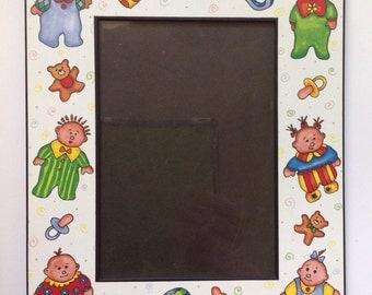 Baby or Pet Desktop Frame