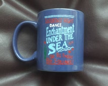 Hand Painted mug inspired by Back to the Future
