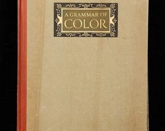 A Grammar of Color Book
