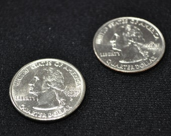 Two Headed Quarter - Never lose a bet with this double sided coin.