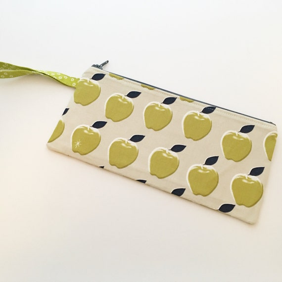 wristlet, zipper pouch, zip pouch, pencil case, pencil pouch, cosmetic pouch, purse organizer, travel organizer, bag organizer, gift for her