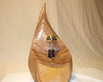 drop - sculptural lamp