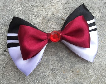 Sailor Pluto hair bow