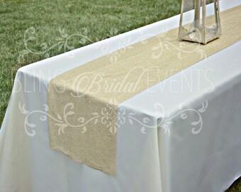 Gold Shimmer Table Runner