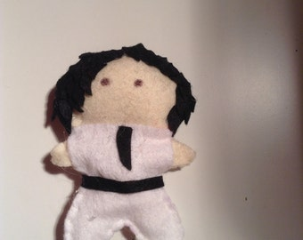 Joyriding Frank Iero Pocket Doll