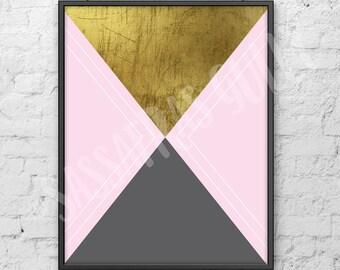 """Tessellate 8x10"""" Digital Download Wall Art"""