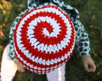 Peppermint Hat