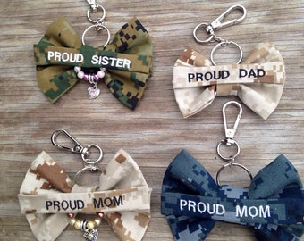 Mini Bow Keychains