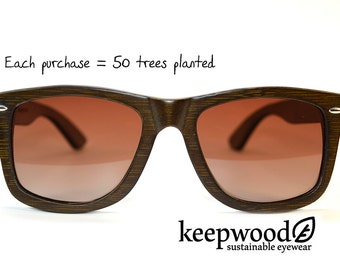 Brown Bamboo Sunglasses Wayfarer Sunglasses Wood Sunglasses Wood Accessories Mens Sunglasses Womens Sunglasses Wood Glasses Eco Sunglasses