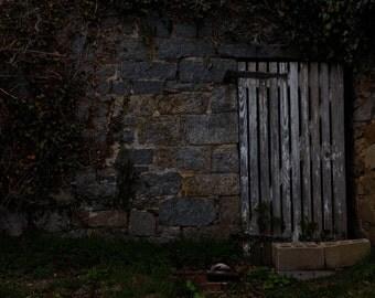 Stone Doorway - 11x14 Print