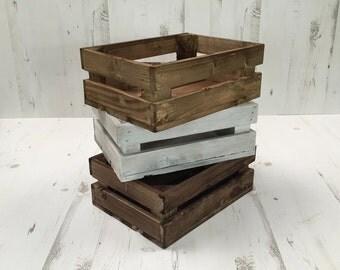 Medium Wedding Crate