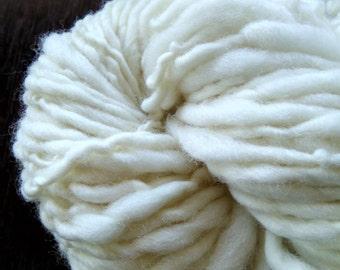 100% New Zealand Merino Wool hand spun yarn - 100g (C)
