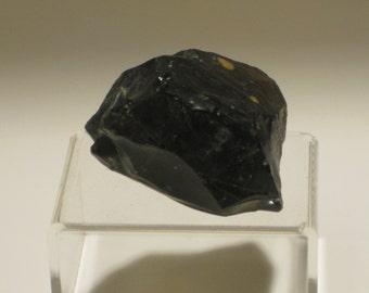 XL (5 oz) Obsidian Chunk - Protection, Negativity, Stress, Metaphysical, Spiritual, Self-Control, Psychic Attack, Creativity