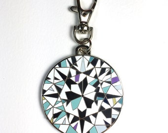 DIAMOND Bag Clip // Purse Charm