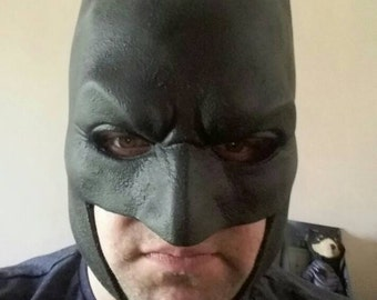 Batman custom cowl without neck as requested
