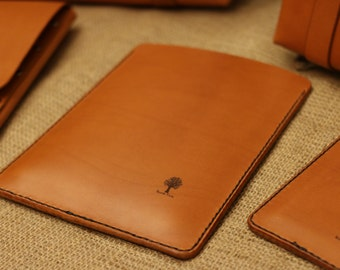 Leather Tablet Case, iPad Case, Tablet Sleeve