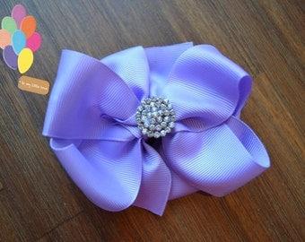 Lovely Lavender Bow