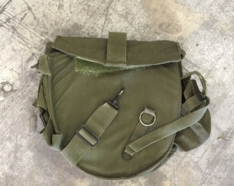 Lot of 16 Gas Mask Carriers for Messenger Bags
