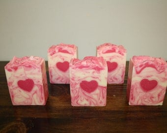 Hugs n Kisses Soap