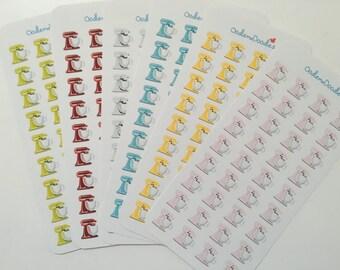Kitchen Aid Stickers :