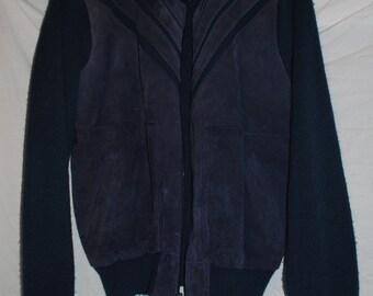 Vintage Dali Outerwear Sweater-Jacket
